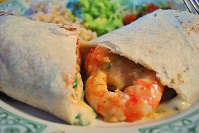 Shrimp Burrito Image