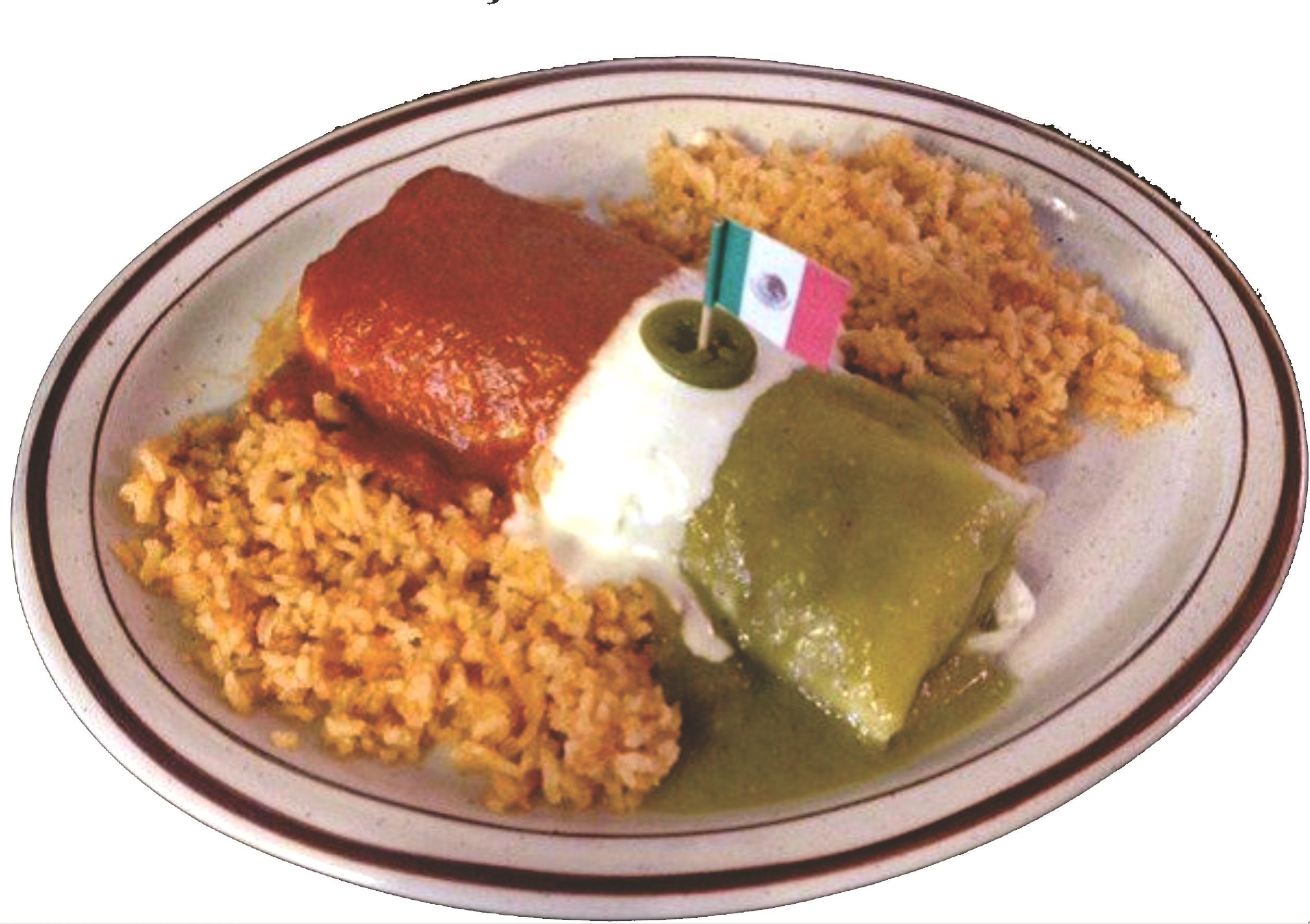 Burito Mexicano