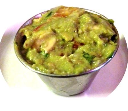 Guacamole (2oz)
