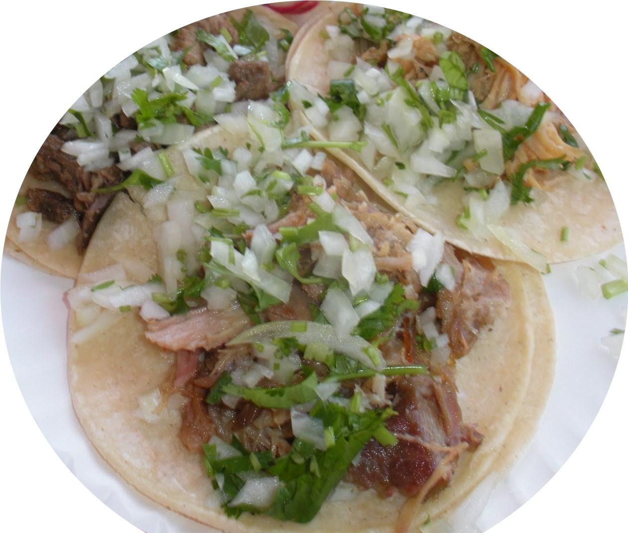 Taco Carnitas (Mexican Style)