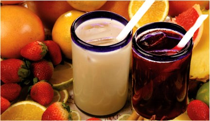 Horchata or Jamaica (Home Made Drinks) Image
