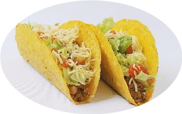 Hard Chicken Taco (1) Image
