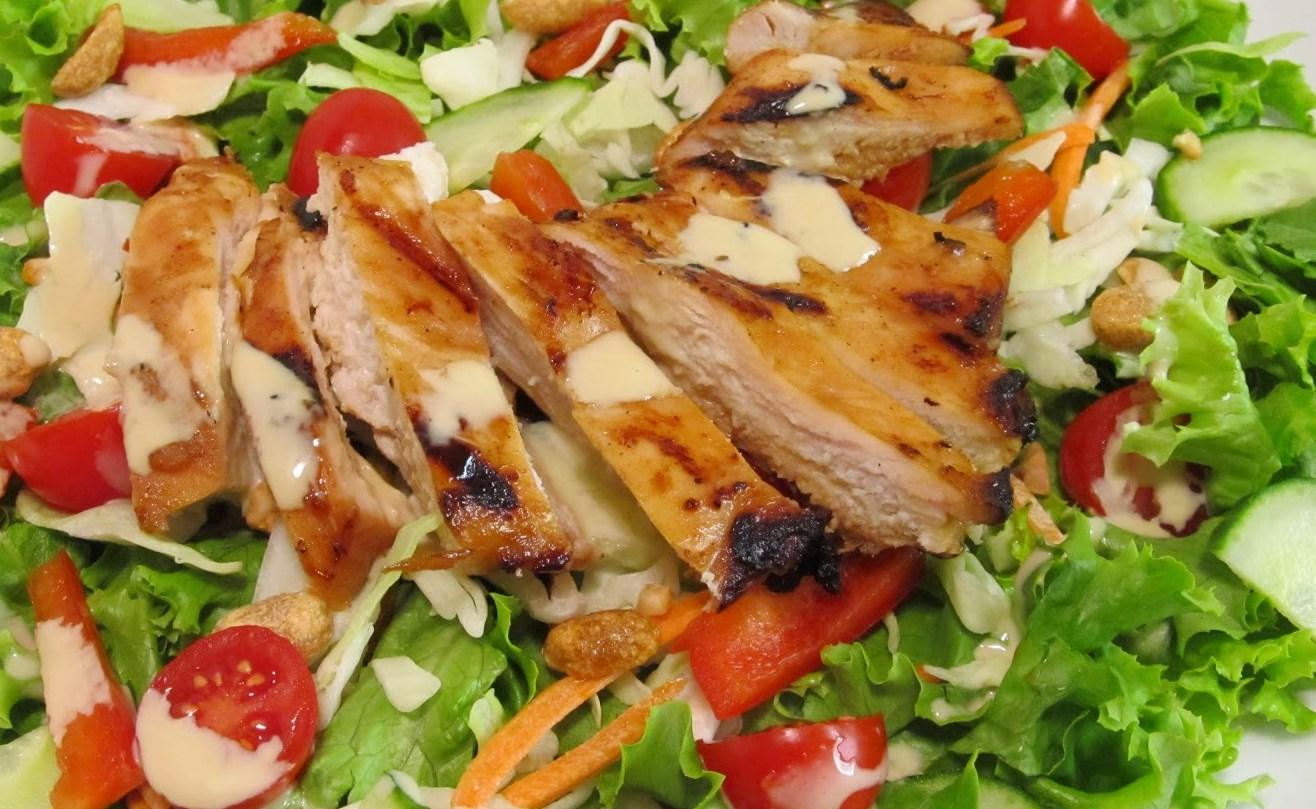 Agave Salad Image