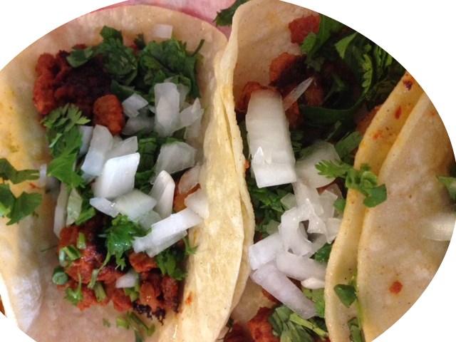 Taco Al Pastor (Mexican Style)