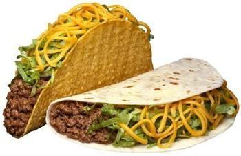 Hard Beef Taco (1) Image
