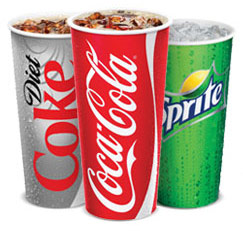 Fountain Drink 32oz Image
