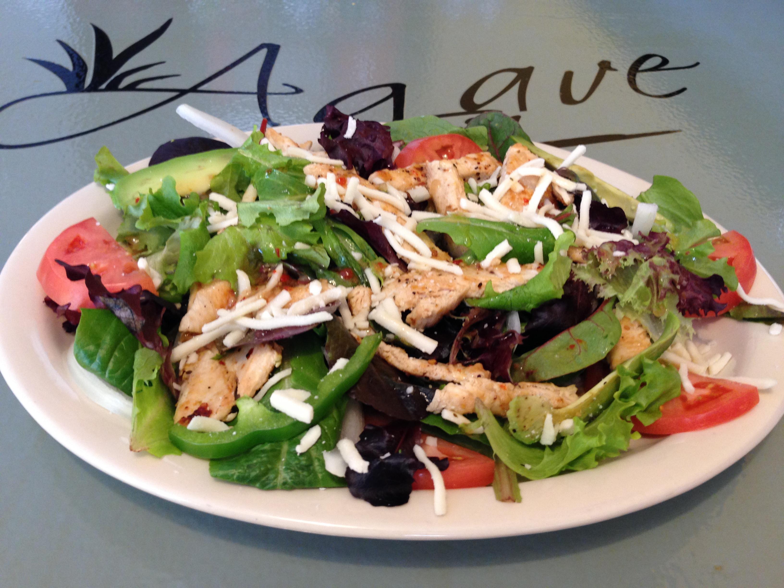 Weaver Salad Image