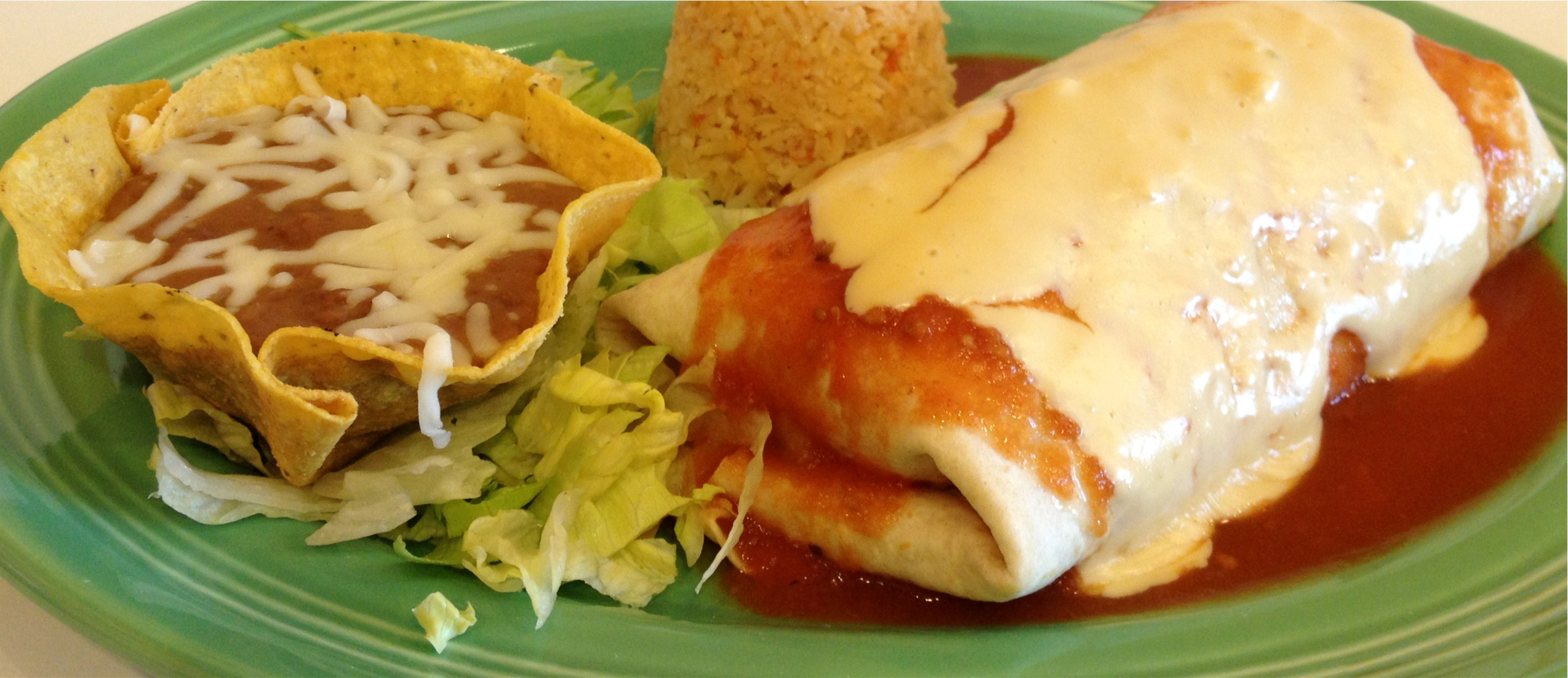 Burrito Fronterizo Image