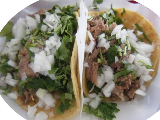 Taco Lengua (Mexican Style) Image