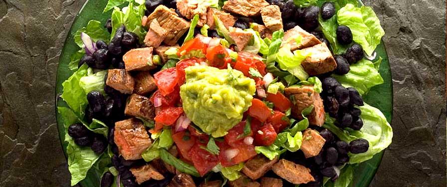 Vegetarian Salad Image