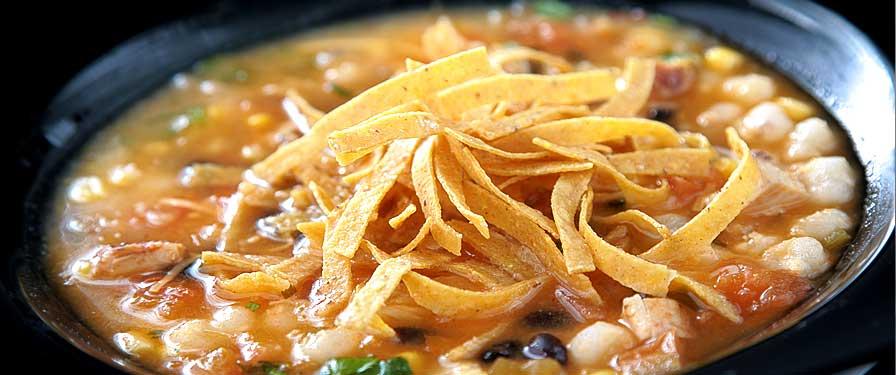 Vegetarian Soup Image