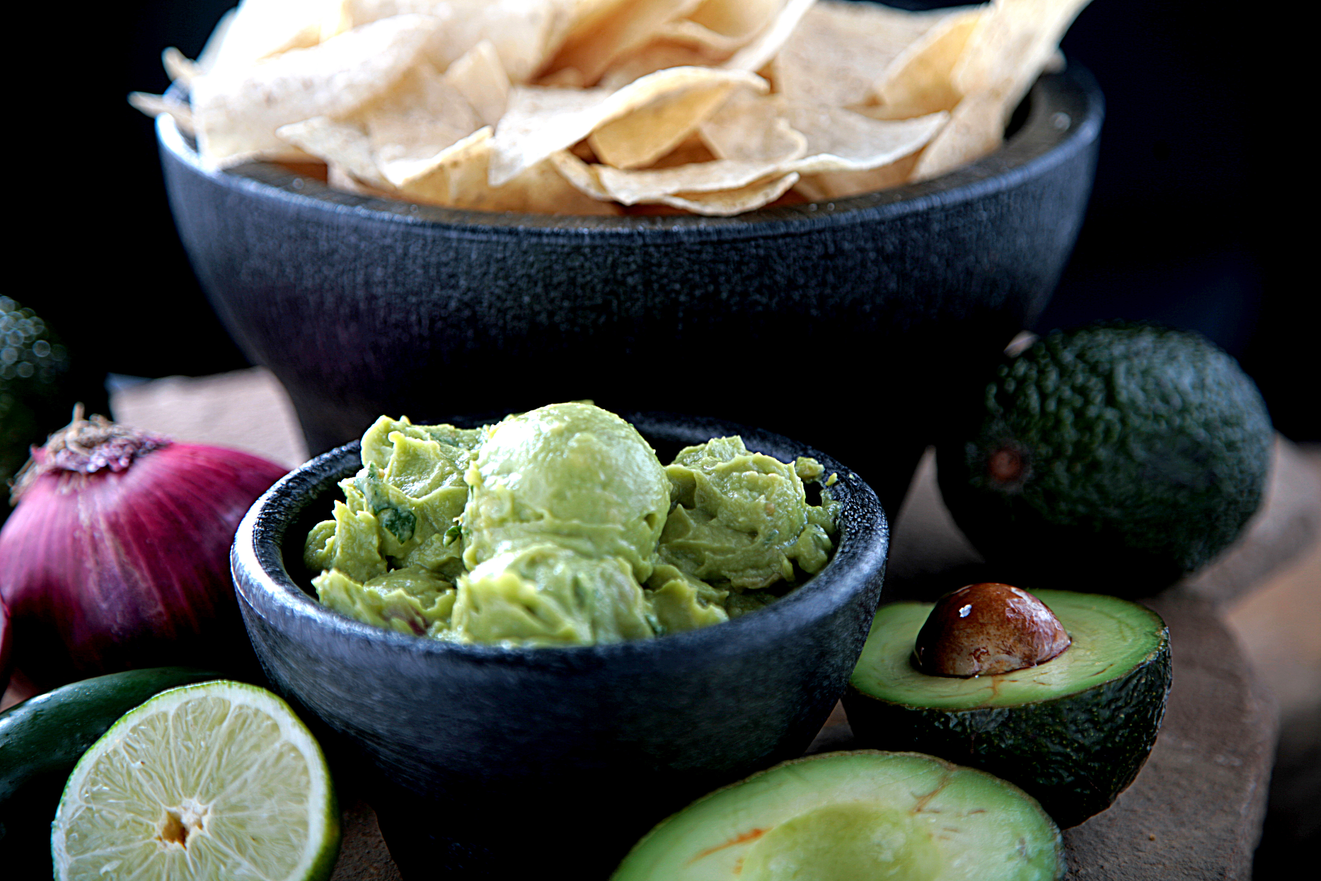 Chips & Guacamole Image