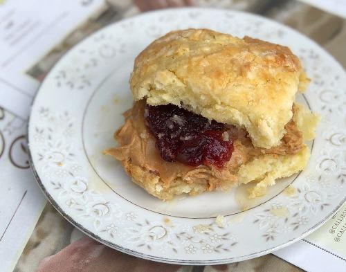PB & J Sandwich Image