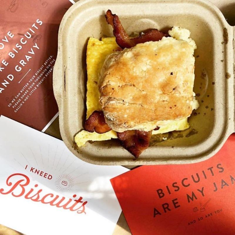 Gluten Free Biscuit* Image