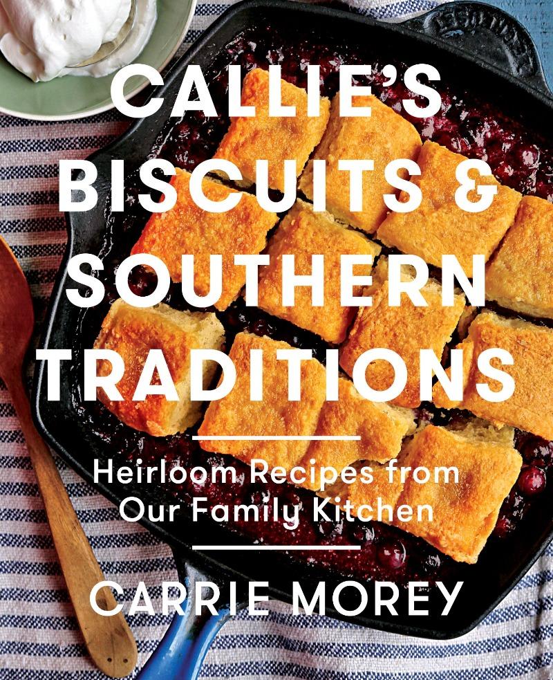 Callie's Biscuits Cookbook Image
