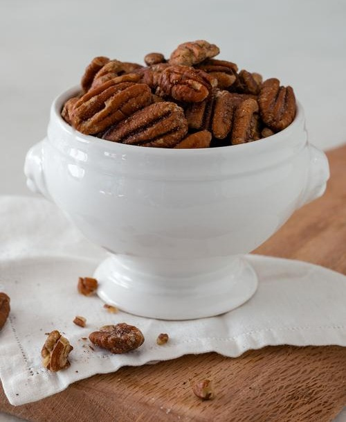 Cocktail Pecans - 12 oz Bag Image