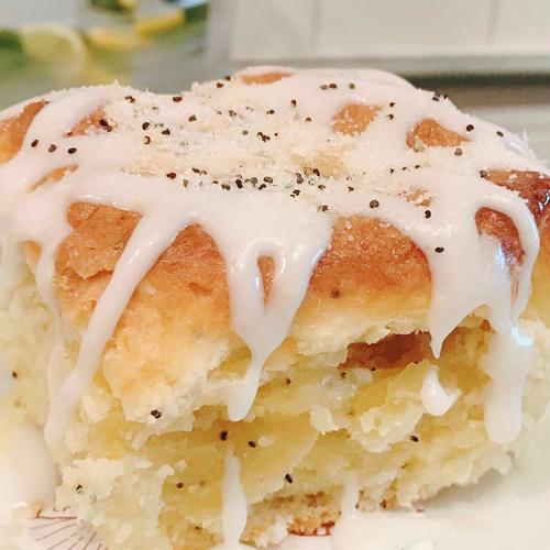 Sat. & Sun: Lemon Poppy Seed Biscuit Image