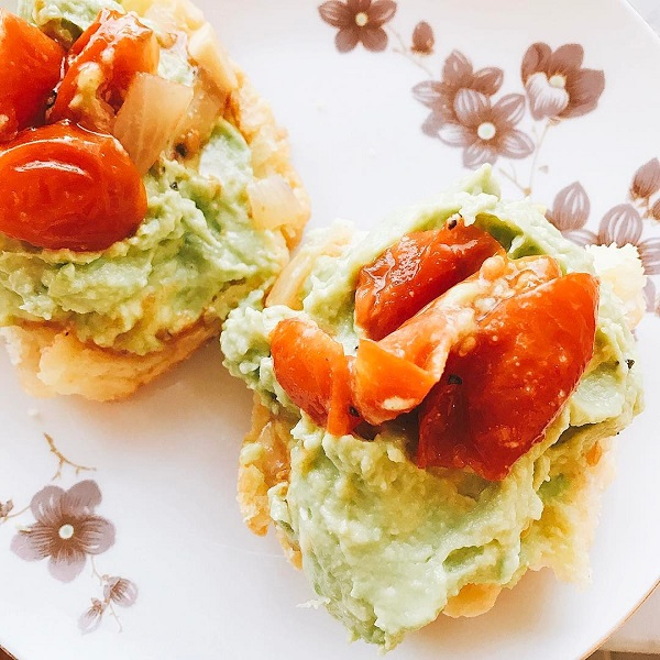 Monday: Avocado Biscuit Image