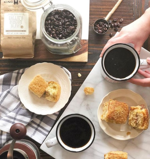 French Press Coffee - Hot Image
