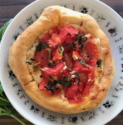 Everyday: Tomato Pie Image