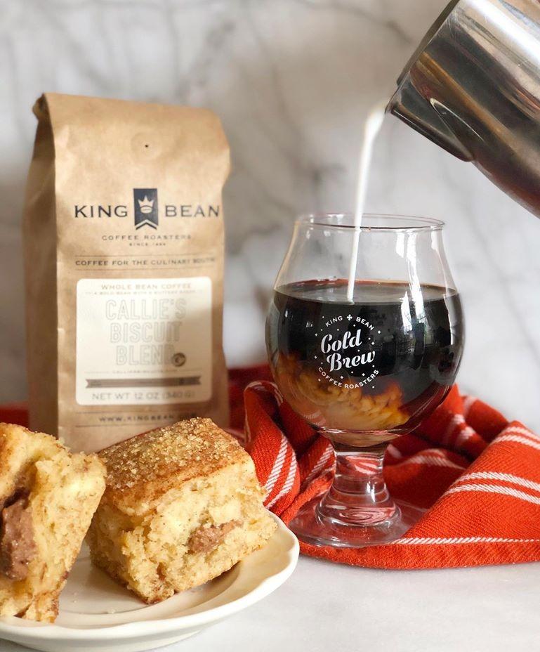 Nitro Cold Brew Coffee Image