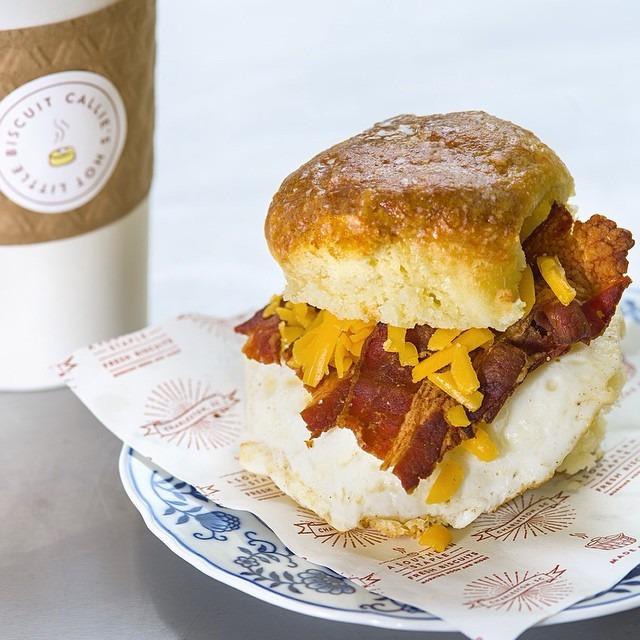 Bacon, Egg and Cheddar Image