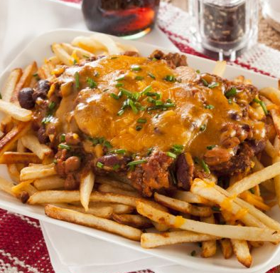 Chili Cheese Fries Image