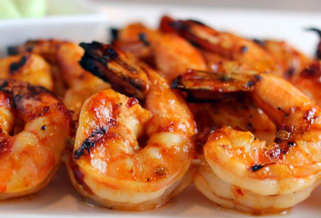 Grilled Shrimp Image