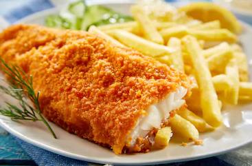 Tilapia Dinner Image