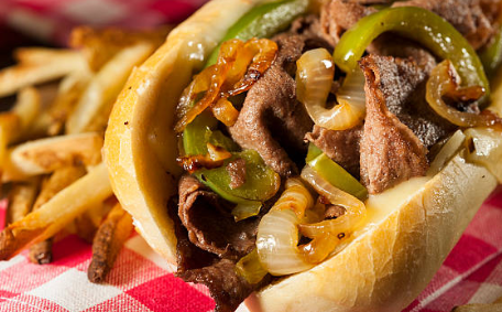 Bawk-Bawk CheeseSteak Image