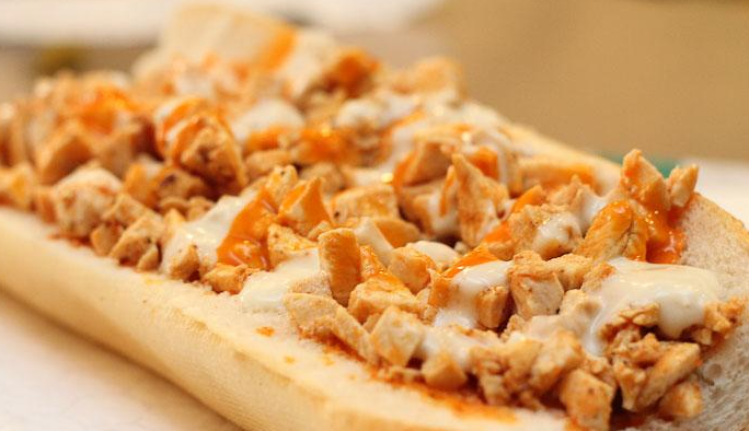 Chicken CheeseSteak Image