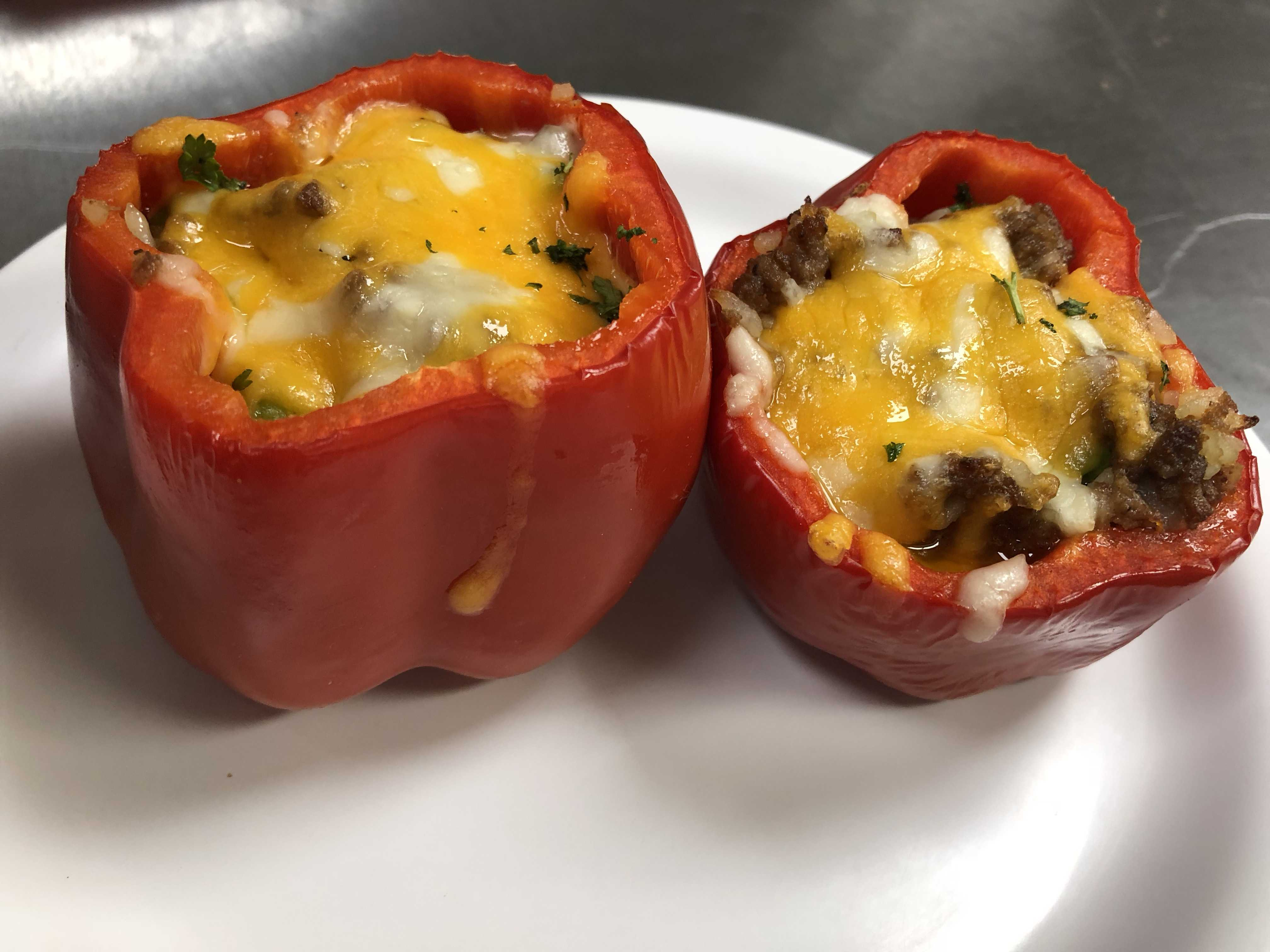 Stuffed Peppers (2pc) Image
