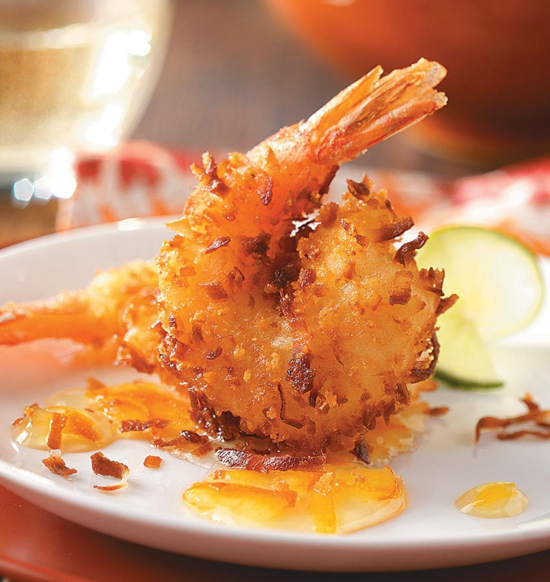 Coconut Shrimp Image