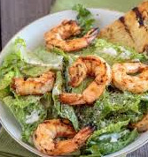 Shrimp Caesar Salad Image