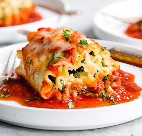 Lasagna Rollatini Appetizer Image