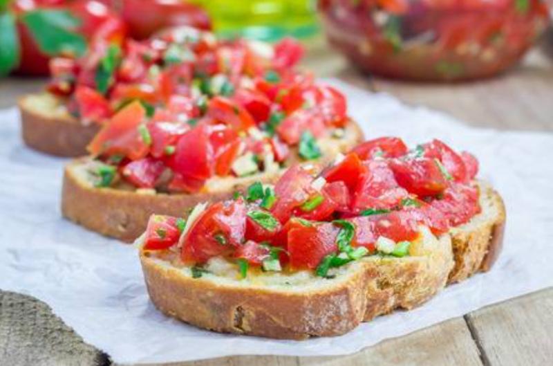 Bruschetta Appetizer Image
