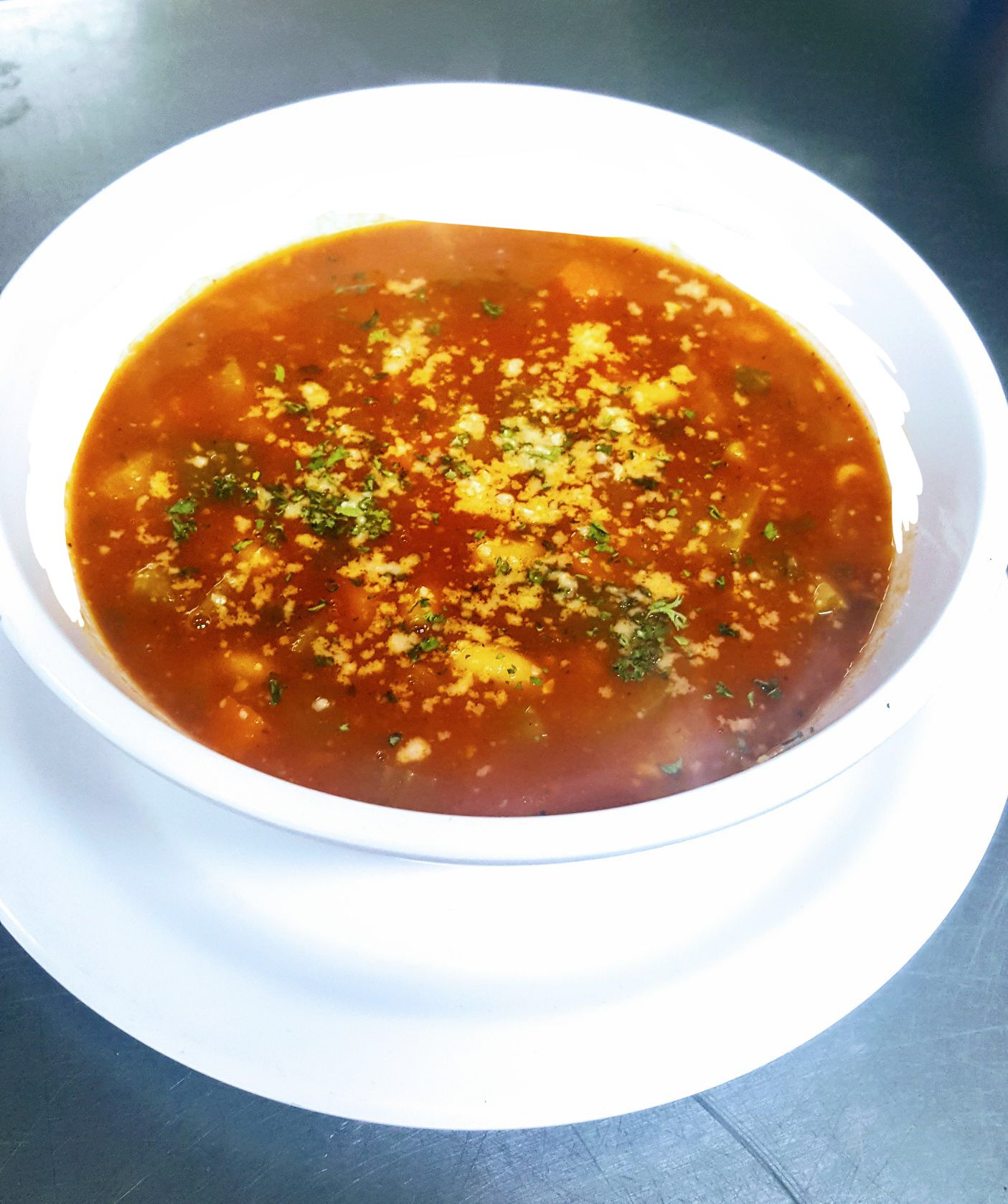 Soup (16oz) Image