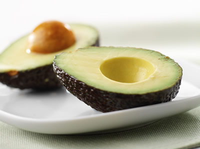 Side of Avocado Image