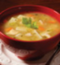 Homestyle Chicken Noodle Image