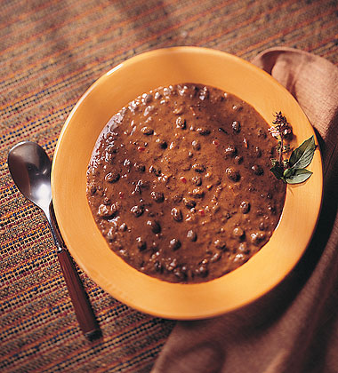 Black Bean Santa Fe Style Image
