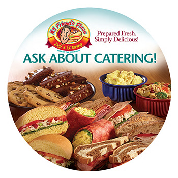 Ask about Catering!