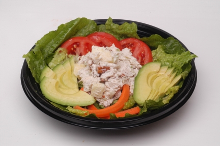 CHICKEN AVOCADO SALAD Image