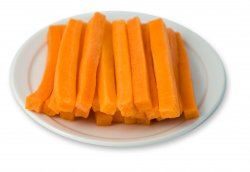 CARROT STICKS Image