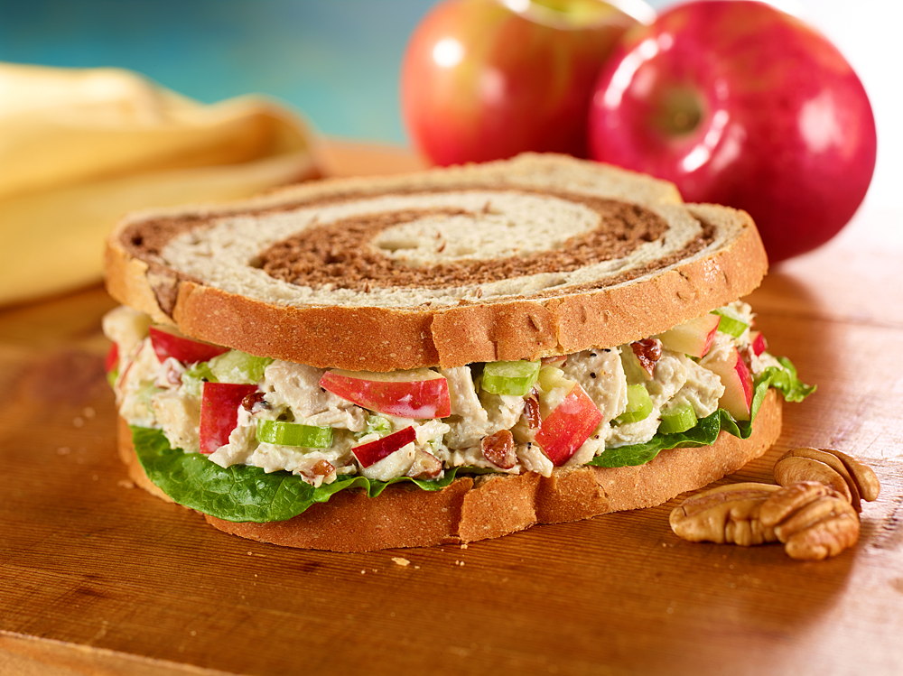 MFP CHICKEN SALAD SANDWICH Image