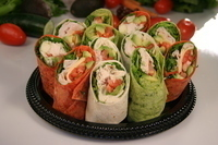ASSORTED WRAP TRAY Image