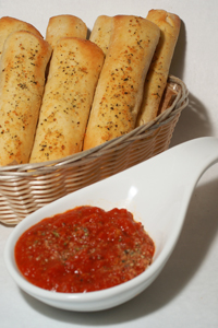 Mozzarella Sticks Image