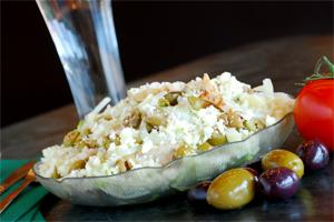 The Chicken Antipasto Salad Image