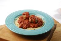 Spaghetti with Meatballs Image