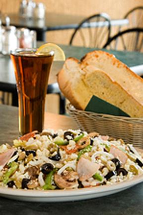 Antipasto Supreme Salad Image