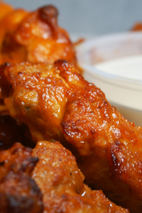 Hot Wings Image